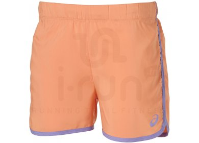 Asics Short Running Fille