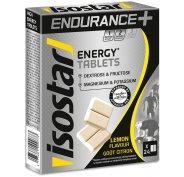 Isostar Endurance + Energy tablettes Citron